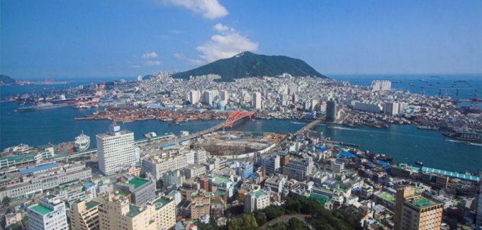 Vé máy bay giá rẻ Hà Nội đi Busan Vietjet