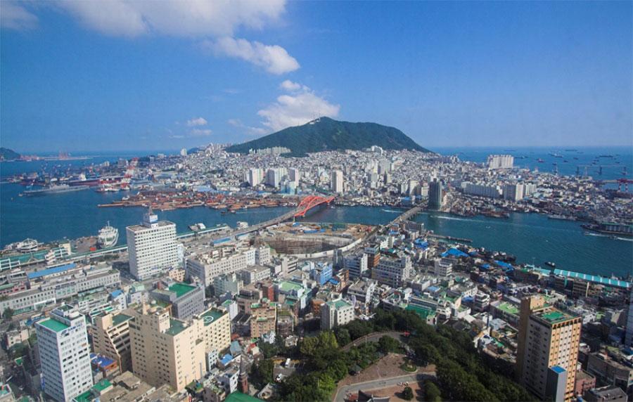 Vé máy bay giá rẻ Hà Nội đi Busan, Hàn Quốc hãng Vietjet Air