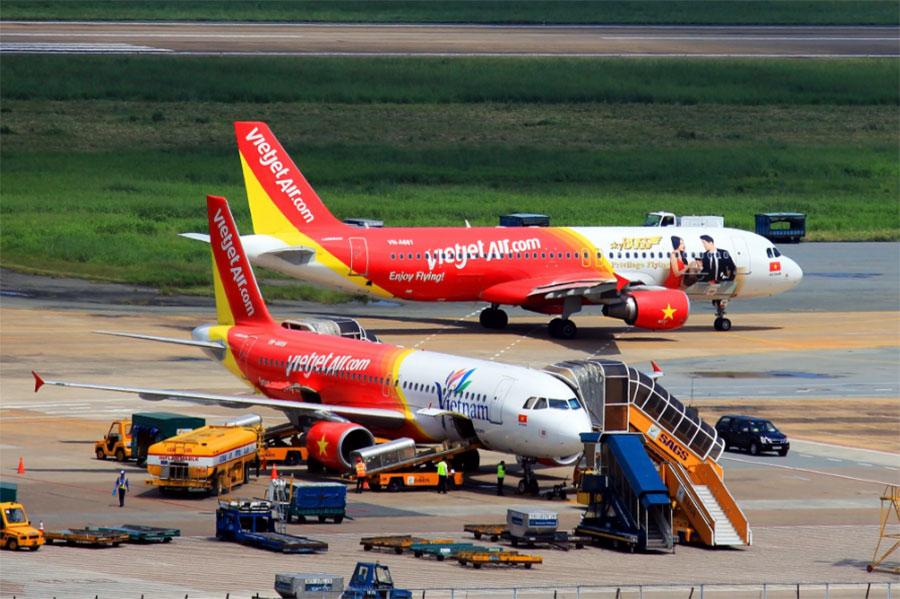 Vé máy bay giá rẻ Tuy Hòa Sài Gòn Vietjet Air từ 29000 đồng