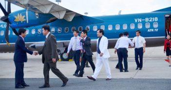Vé máy bay từ Phú Quốc về Cần Thơ giá rẻ Vietnam Airlines