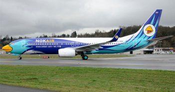 Vé máy bay giá rẻ từ Bangkok đi Yangon, Myanmar hãng Nok Air