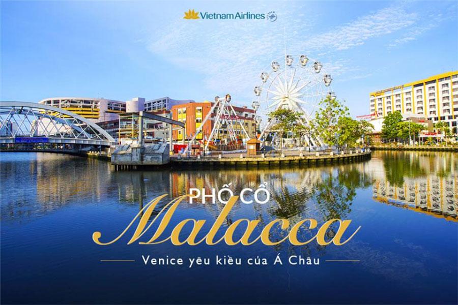Vé máy bay từ TPHCM đi Kuala Lumpur, Malaysia giá rẻ Vietnam Airlines