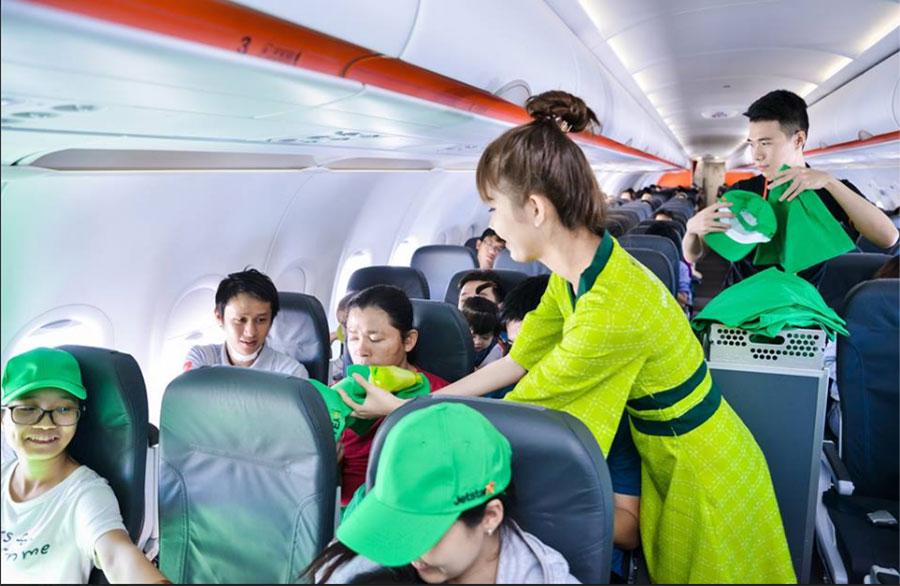 Giá vé máy bay Hà Nội đi Pleiku, Gia Lai khuyến mại Jetstar chỉ từ 290000đ