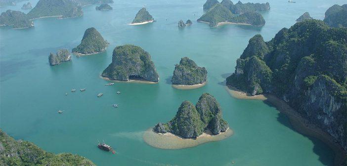 Vé máy bay từ Nha Trang đi Hải Phòng Vietjet Air giá rẻ