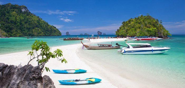 Vé máy bay từ TPHCM đi Phuket, Thái Lan giá rẻ Air Asia chỉ từ 65usd