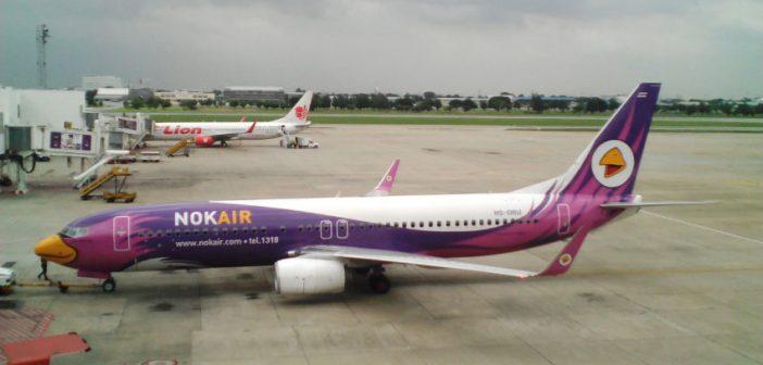 Vé máy bay từ Bangkok đi Surat Thani, Thái Lan giá rẻ hãng Nok Air