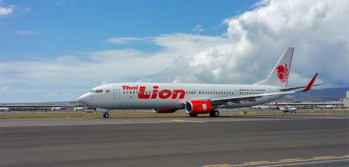 Vé máy bay từ Hà Nội đi Bangkok giá rẻ hãng Lion Air Thái Lan