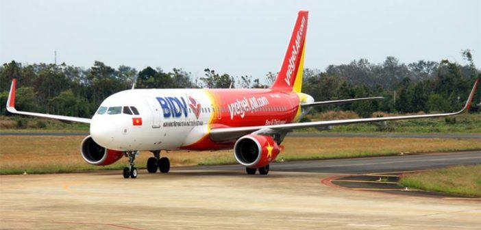 Vé máy bay giá rẻ Vinh đi Buôn Ma Thuột, Đắk Lắk Vietjet Air chỉ từ 199000đ