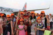 Vé máy bay Hải Phòng đi Đồng Hới, Quảng Bình giá rẻ Jetstar từ 190000đ