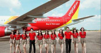 Vé máy bay từ Đồng Hới đi Hà Nội giá rẻ Vietjet Air chỉ 99000 đồng