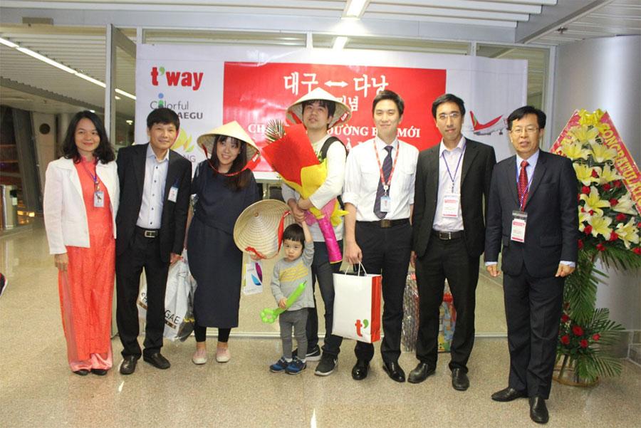 Vé máy bay từ Đà Nẵng đi Daegu, Hàn Quốc giá rẻ T'way Air chỉ từ 110usd