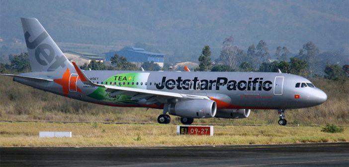 Vé máy bay Đồng Hới đi Hải Phòng bay thẳng, giá rẻ Jetstar