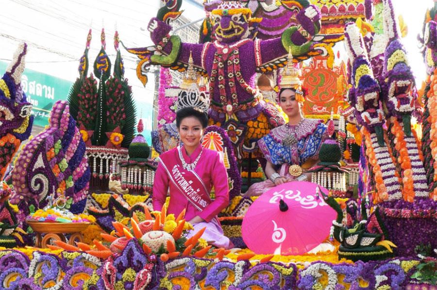 Vé máy bay TPHCM đi Chiang Mai bay thẳng Vietjet Air giá từ 105000