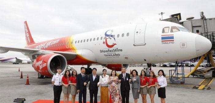 Vé máy bay TPHCM đi Phuket, Thái Lan bay thẳng Vietjet