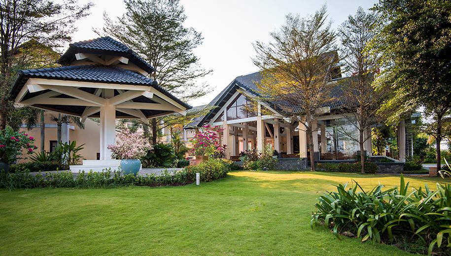 Ngoại cảnh Eden Resort Phú Quốc