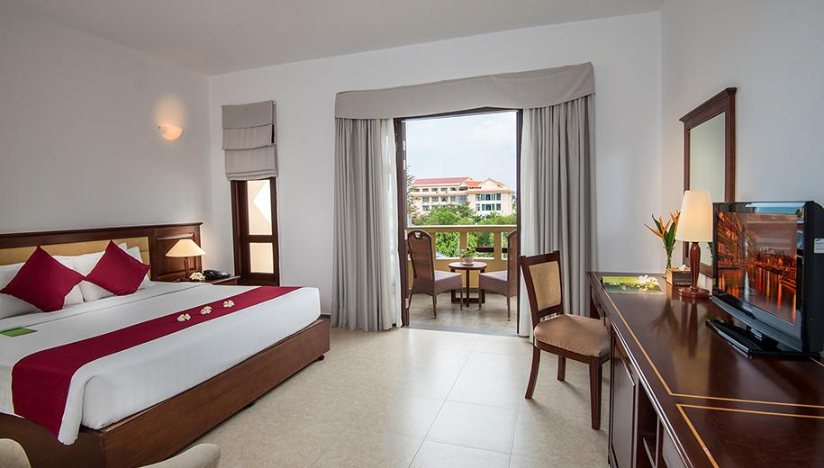 Phòng Eden Resort Phú Quốc