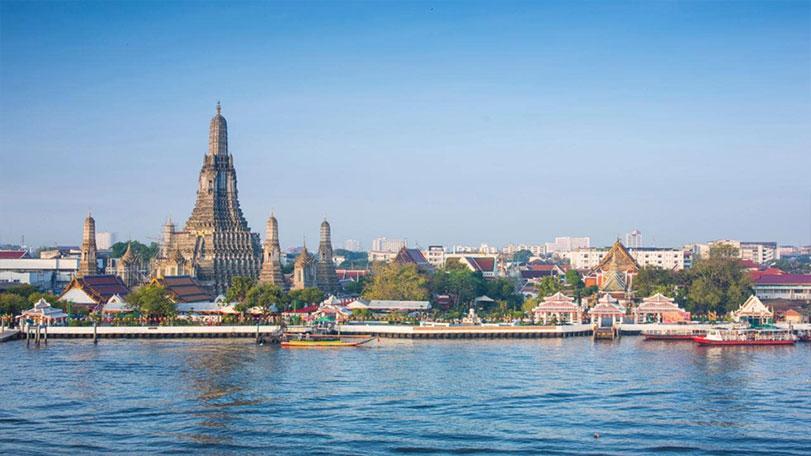 Tour đi Bangkok 5 ngày giá rẻ bay Vietnam Airlines