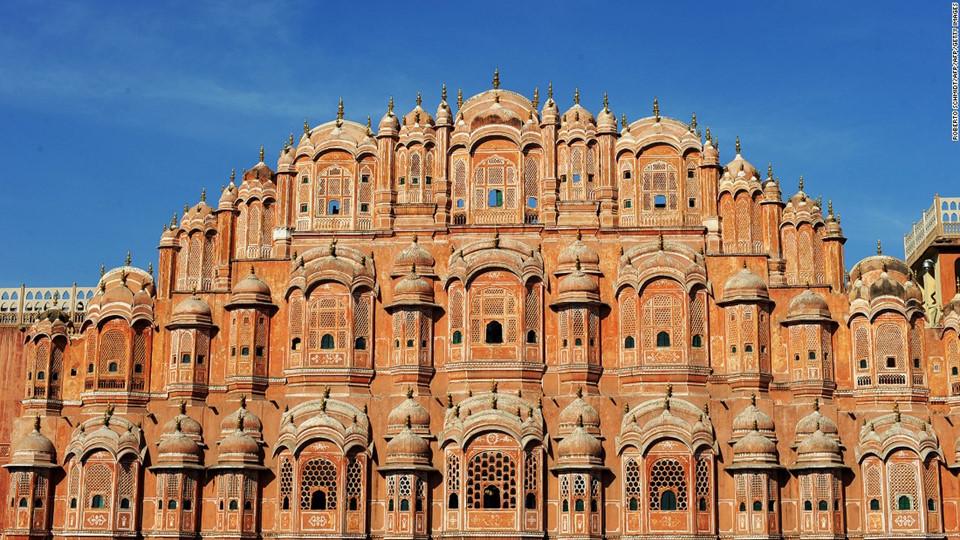 Lâu đài Gió Ấn Độ