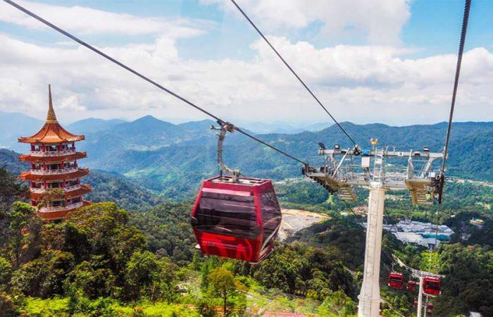 Tour đi Malaysia, Kuala Lumpur, Genting 4 ngày giá rẻ