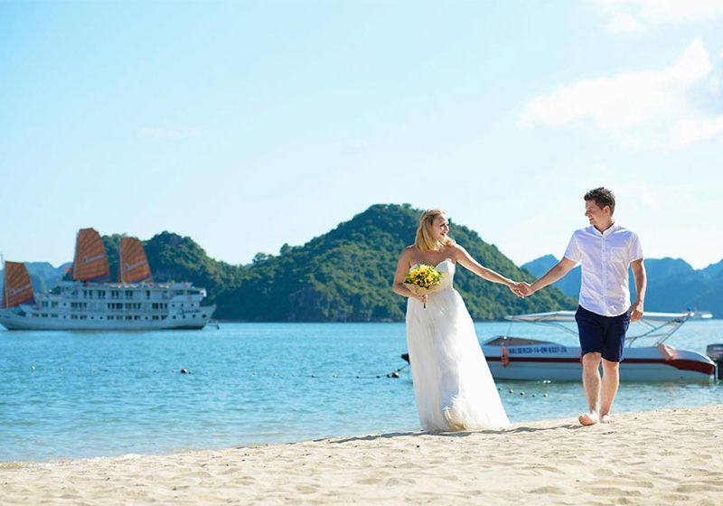 Sweetest Honeymoon Holiday in Vietnam