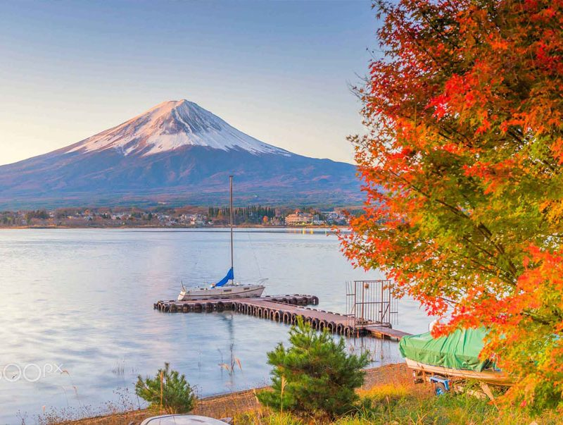 Du lịch Nhật Bản, vé máy bay giá rẻ đi Nhật Bản