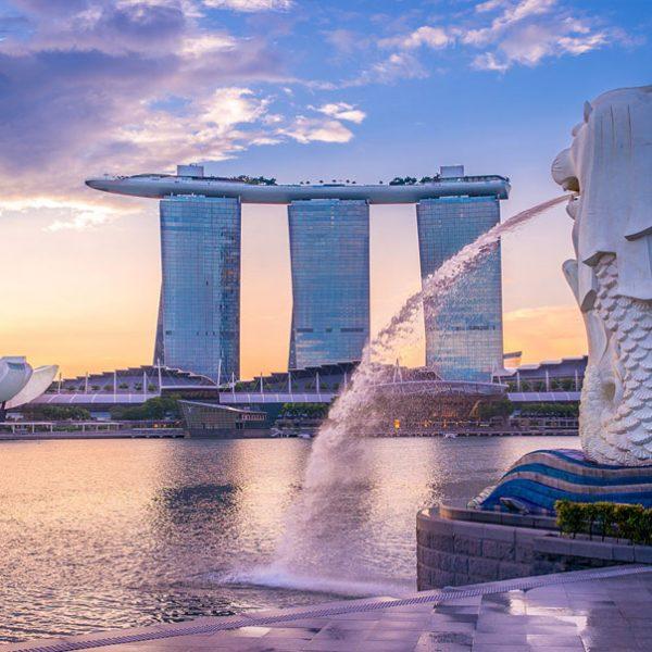 Du lịch Singapore. Vé máy bay giá rẻ đi Singapore