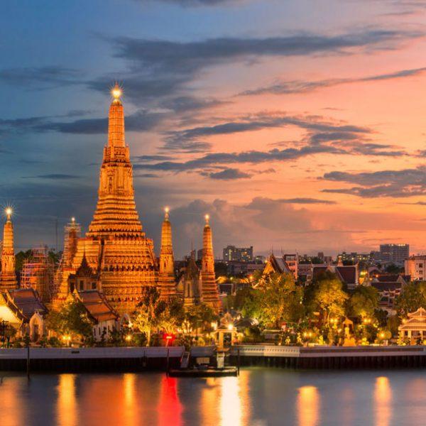 Du lịch Thái Lan. Đặt vé máy bay, tour du lịch đi Thái Lan giá rẻ