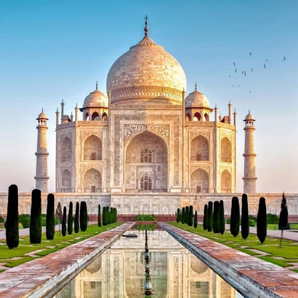 Tour du lịch đi Ấn Độ