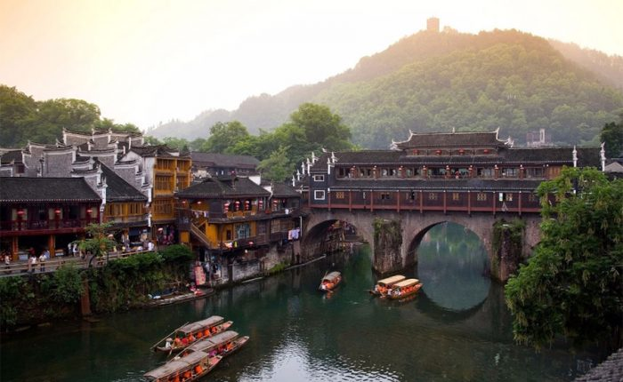 Vé máy bay đi Hồ Nam Trung Quốc bay thẳng giá rẻ hãng China Southern Airlines