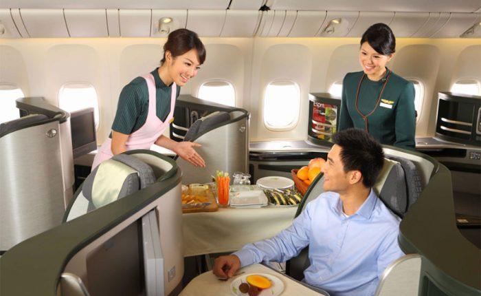 Vé máy bay từ Hà Nội đi Los Angeles, Mỹ giá rẻ Eva Air