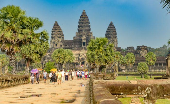 Vé máy bay Hà Nội Siem Reap giá rẻ Vietjet Air