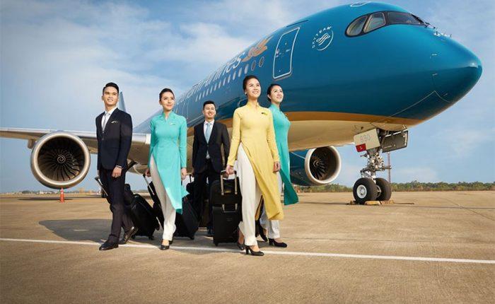 Vé máy bay Vietnam Airlines Đà Nẵng đi Osaka, Nhật Bản giá rẻ