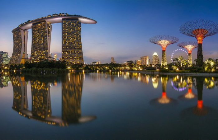 Tour singapore malaysia 6 ngày giá rẻ