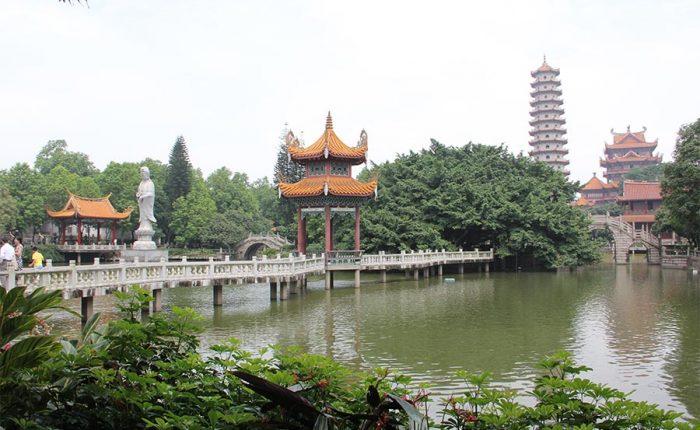 Vé máy bay từ Hà Nội đi Phúc Châu giá rẻ China Southern Airlines